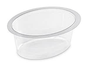 Aspic ovale (oeuf en gelée) p150