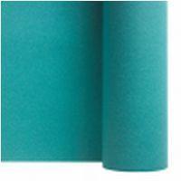 Chemin de table Célisoft turquoise 0.40/24m
