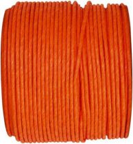 Cordon laiton orange 20 m