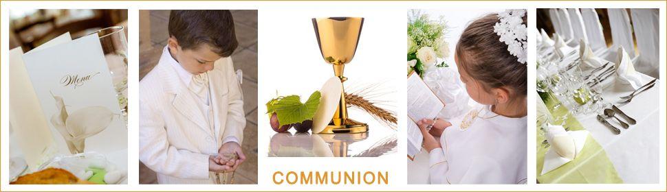 Décoration communion
