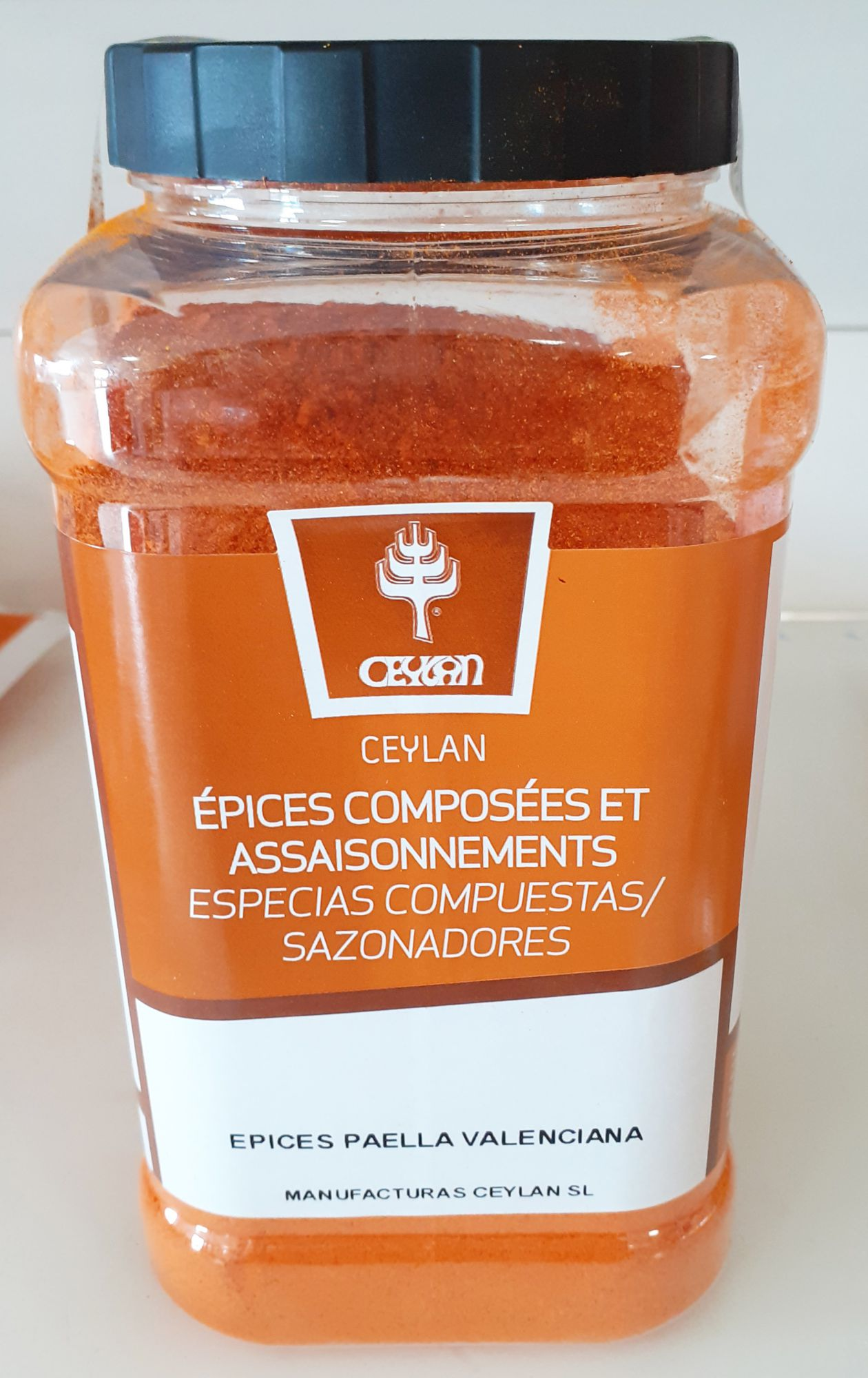 Épice Paëlla 5101 bte 1kg