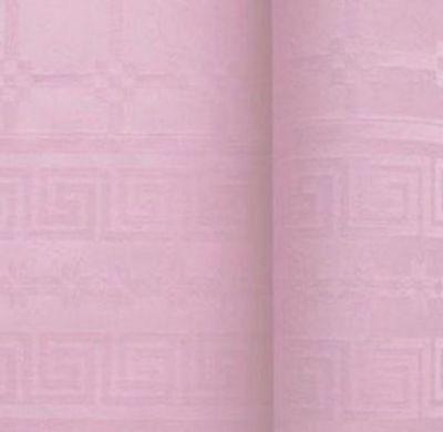 nappe papier damass rose poudr x 25m. Black Bedroom Furniture Sets. Home Design Ideas