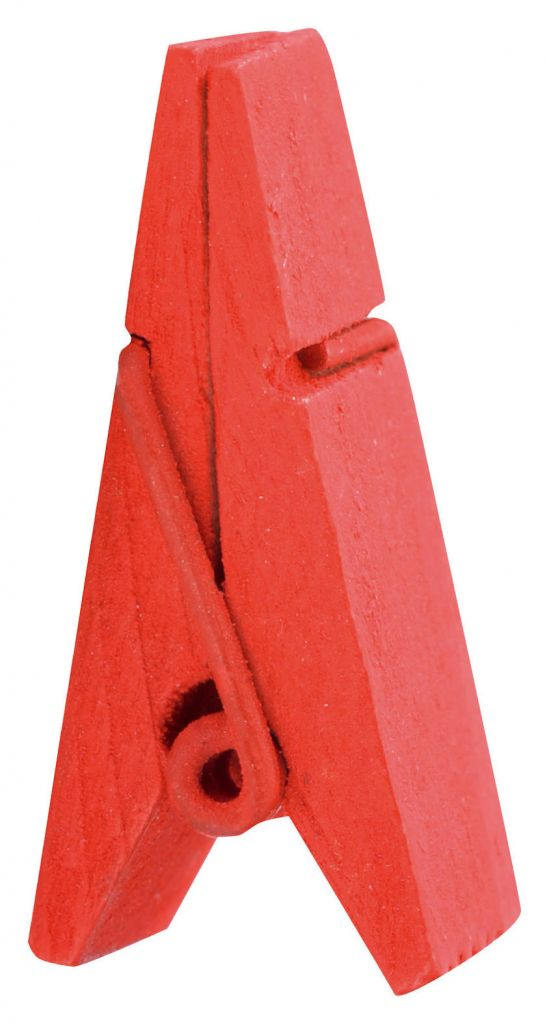 Pince pyramide rouge Pqt 12