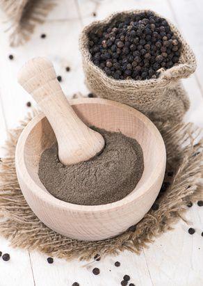 Poivre noir poudre 1kg