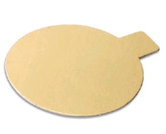 Rond or avec languette p200
