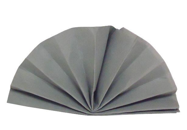 Serviette céli-ouate béton 38 x 38 cm Pqt 50