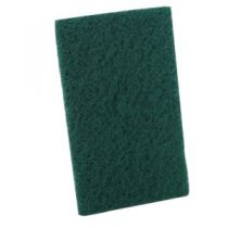 Tampon abrasif vert Pqt 10